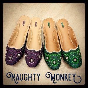 NEW!  Naughty Monkey Slides